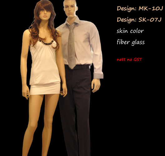 Mannequin Male Skin Color MK-8