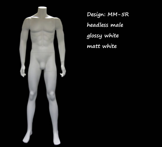Mannequin Male Skin Color MM-5R.
