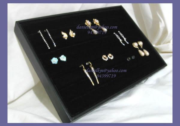 2 tier jewellery display stand