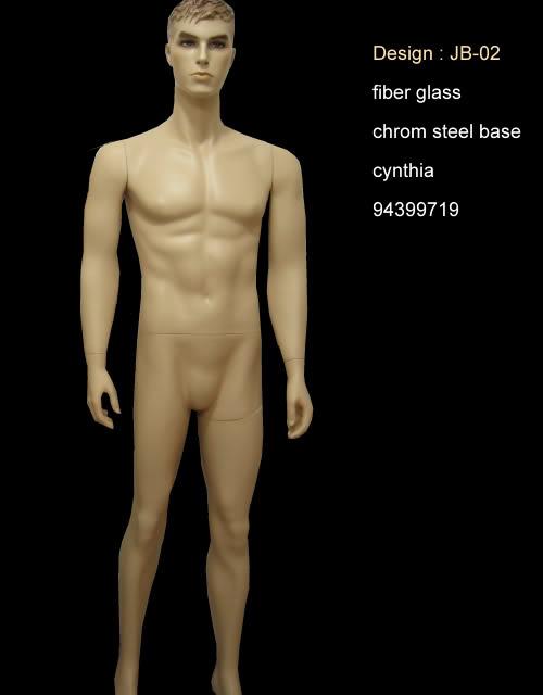 Mannequin Male Skin Color jb-02